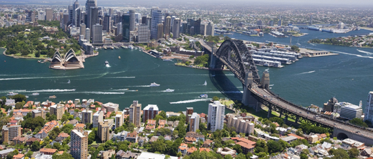 Hot or Not? The Australian housing market