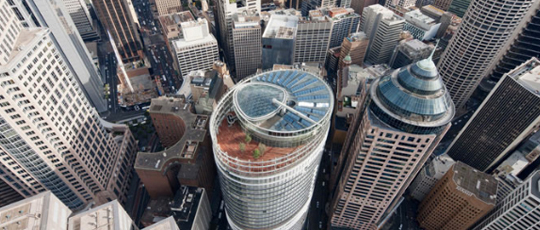 Commercial Property Markets Looking Up In 2014