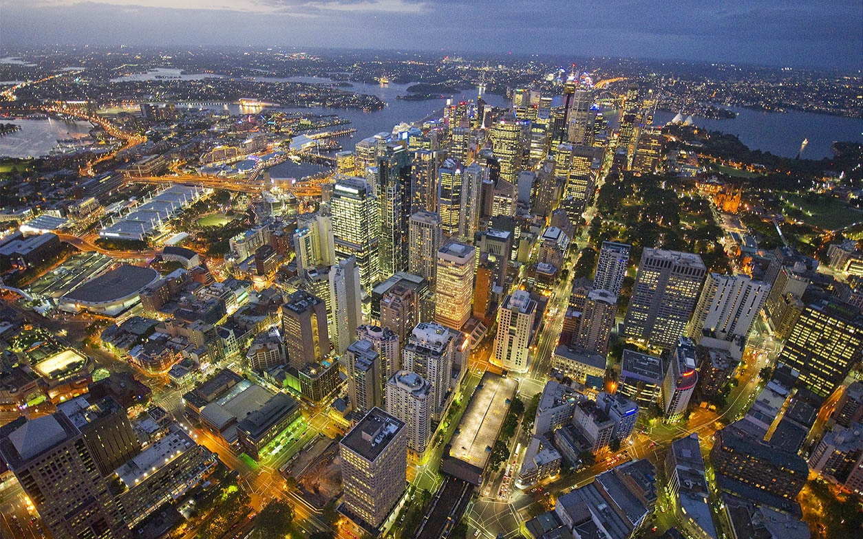 Sydney's CBD Gets Some New Owners