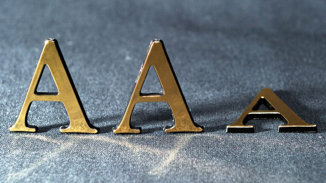 Losing Our AAA Credit Rating May Not Be Bad