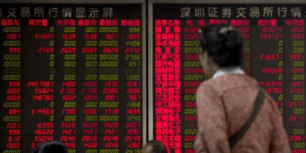 Chinese Investment Slumps Amid Investor Apprehension
